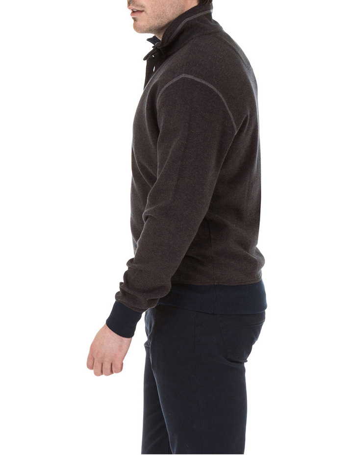 Roy Button Neck Sweater image 2