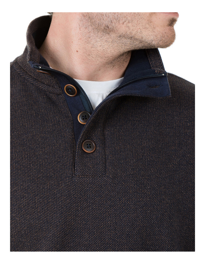 Roy Button Neck Sweater image 4