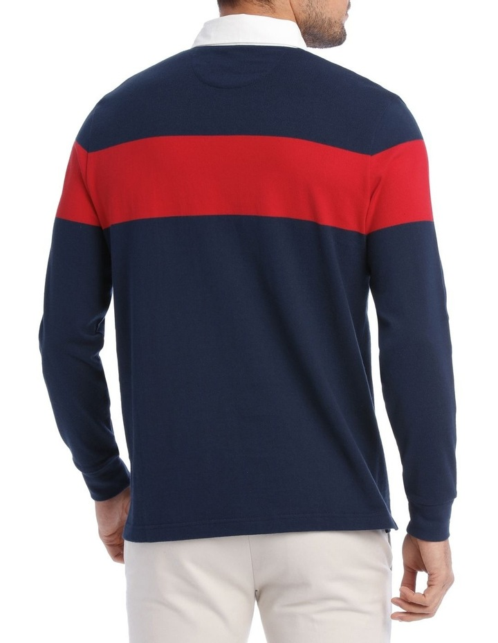 Chest Stripe Rugby image 3