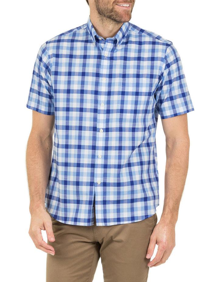 Ezra Short Sleeve Check Shirt image 1