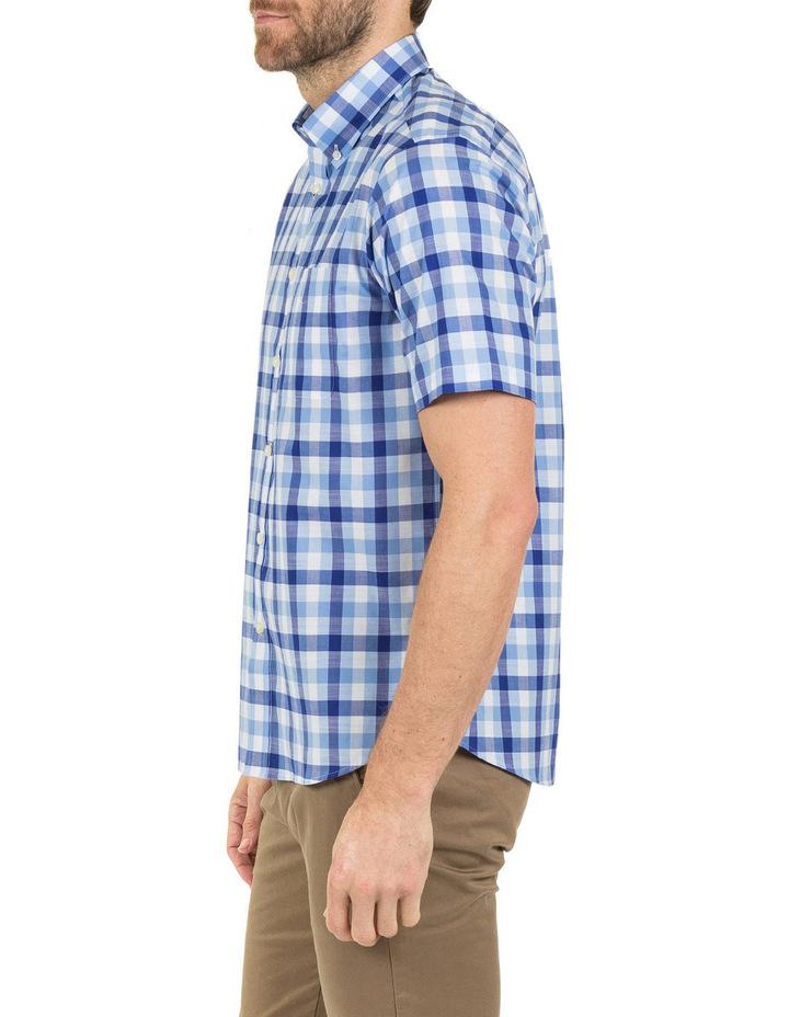 Ezra Short Sleeve Check Shirt image 2
