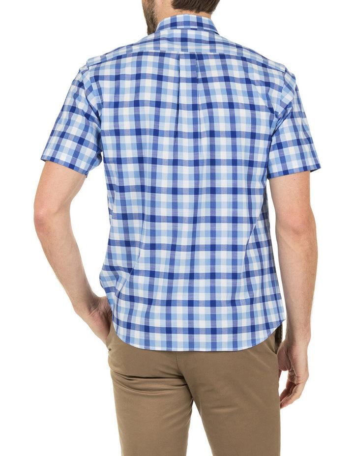 Ezra Short Sleeve Check Shirt image 3