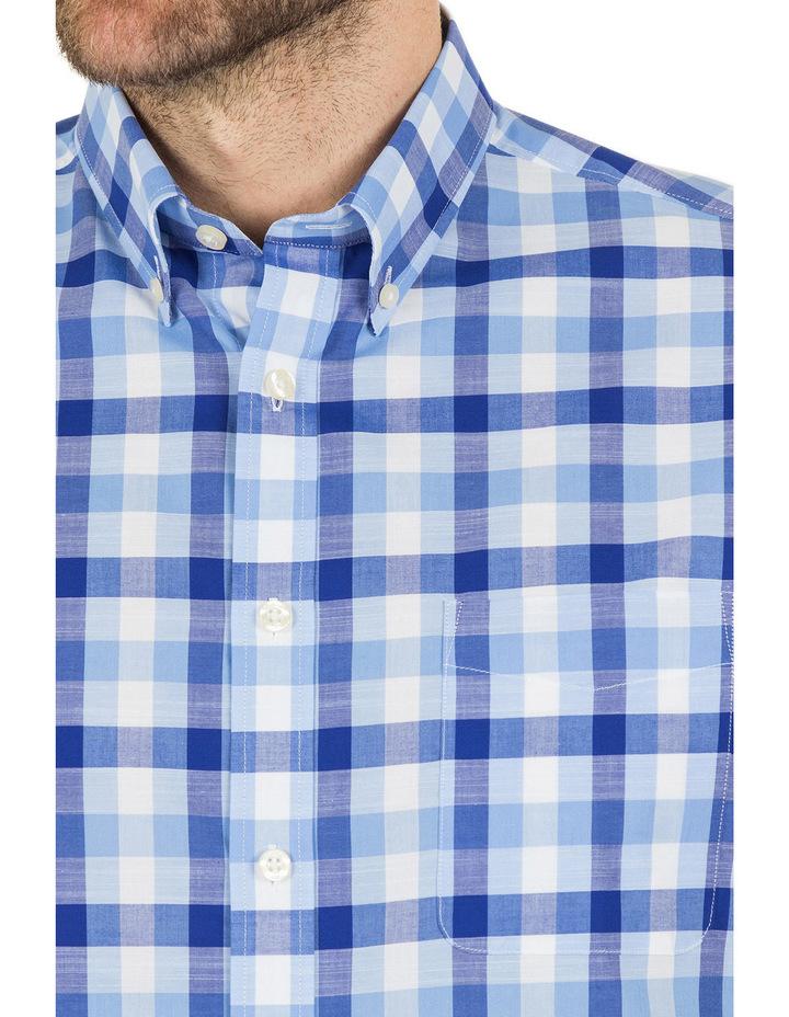 Ezra Short Sleeve Check Shirt image 4