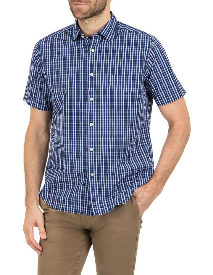 Cameron Short Sleeve Check Shirt image 1