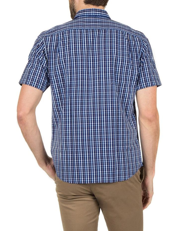 Cameron Short Sleeve Check Shirt image 2