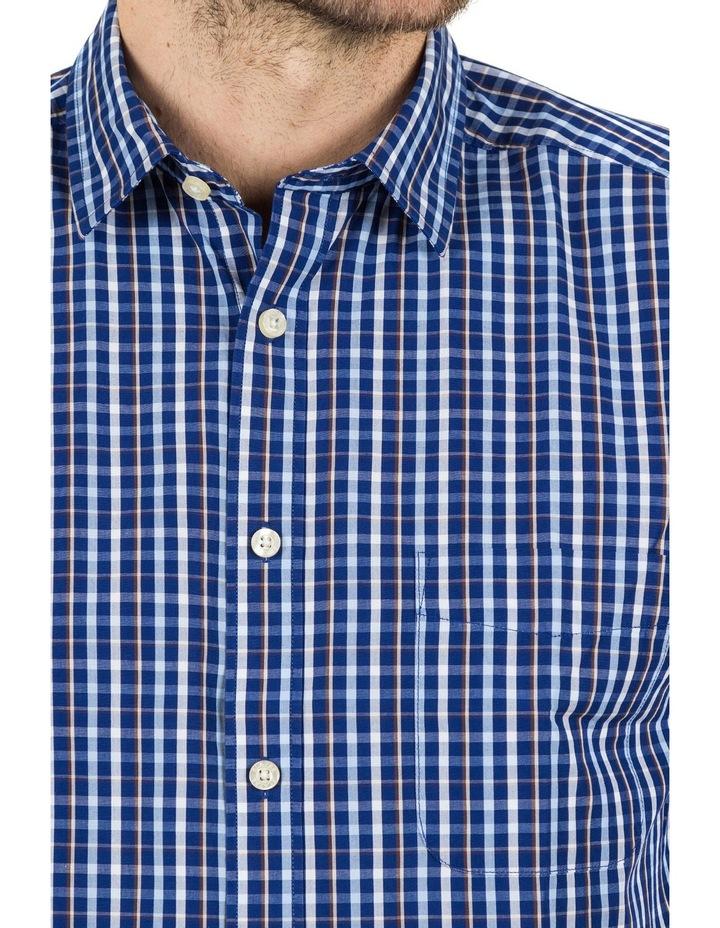 Cameron Short Sleeve Check Shirt image 3