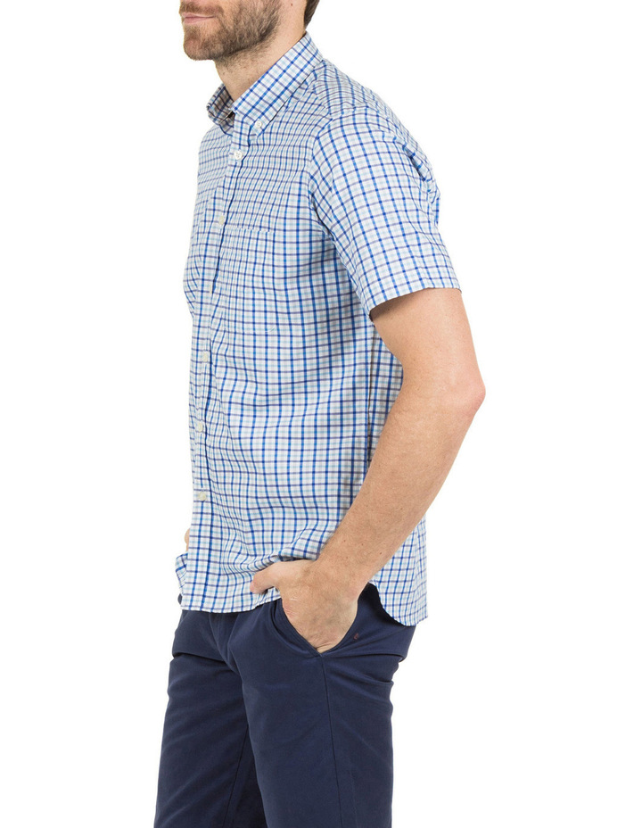 Hudson Short Sleeve Check Shirt image 2