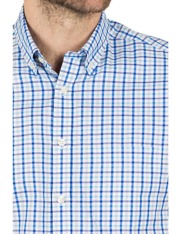 Hudson Short Sleeve Check Shirt image 4