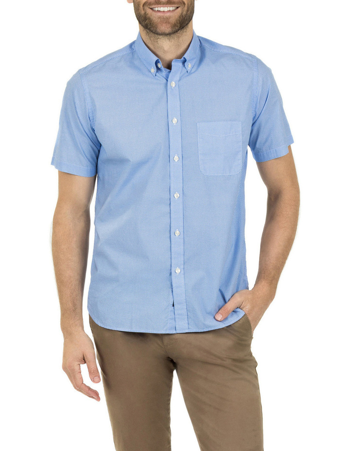 Easton Short Sleeve Printed Shirt image 1