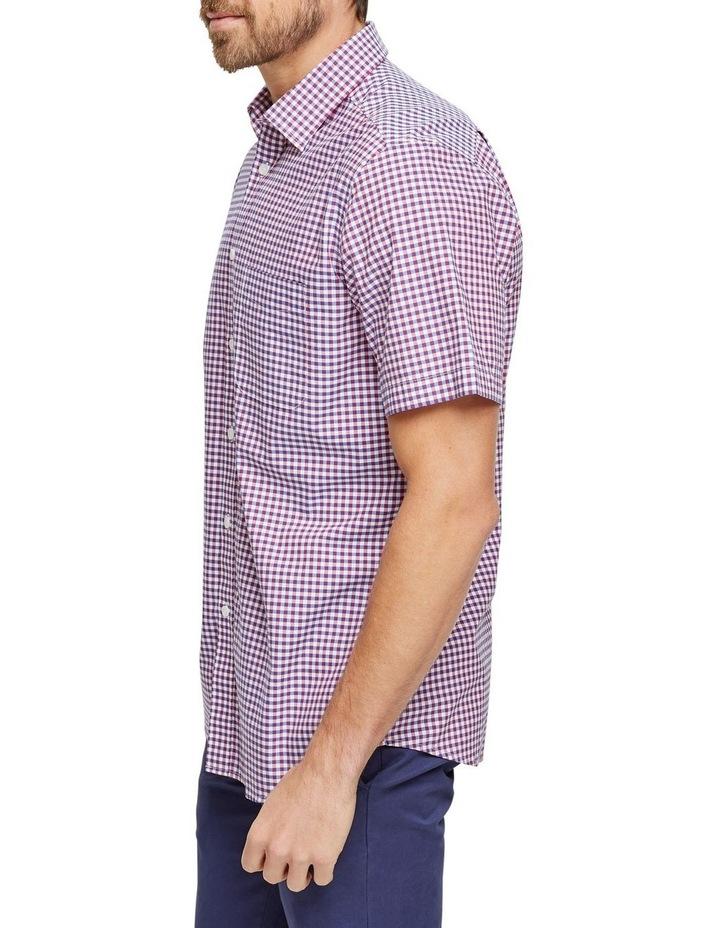 Oscar Short Sleeve Check Shirt image 2