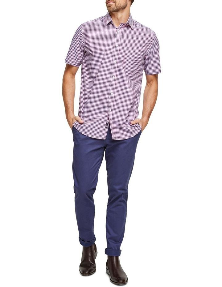 Oscar Short Sleeve Check Shirt image 3