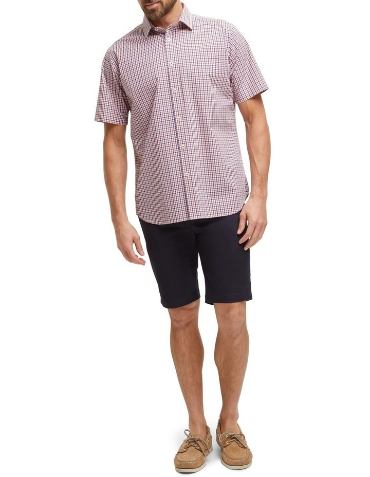 Perry Short Sleeve Check Shirt image 4