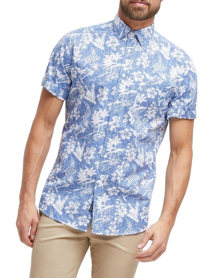 Rufus Short Sleeve Printed Shirt image 1