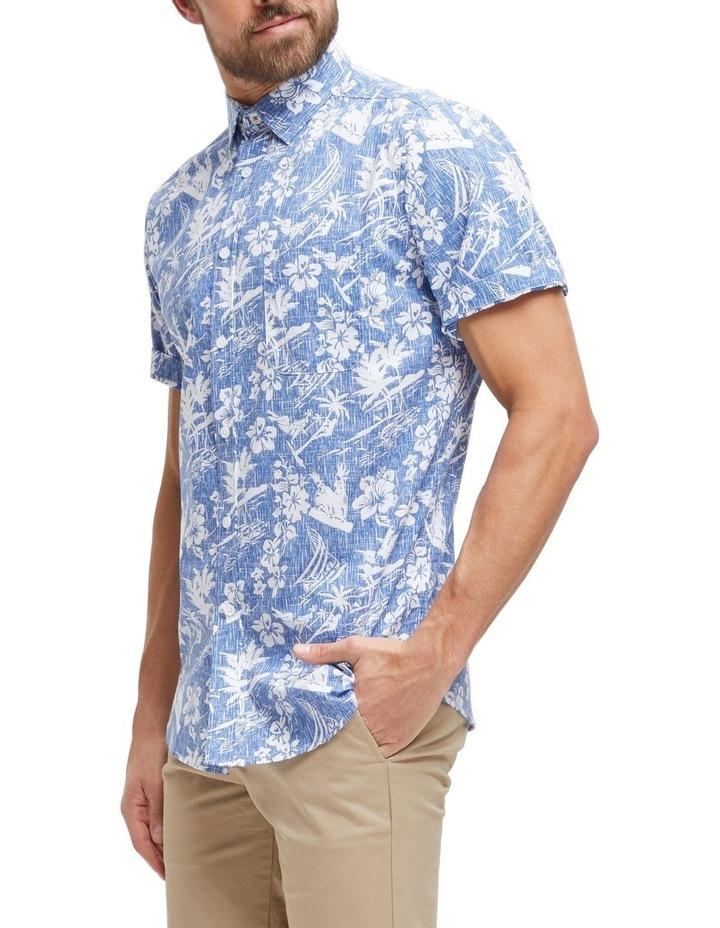 Rufus Short Sleeve Printed Shirt image 2