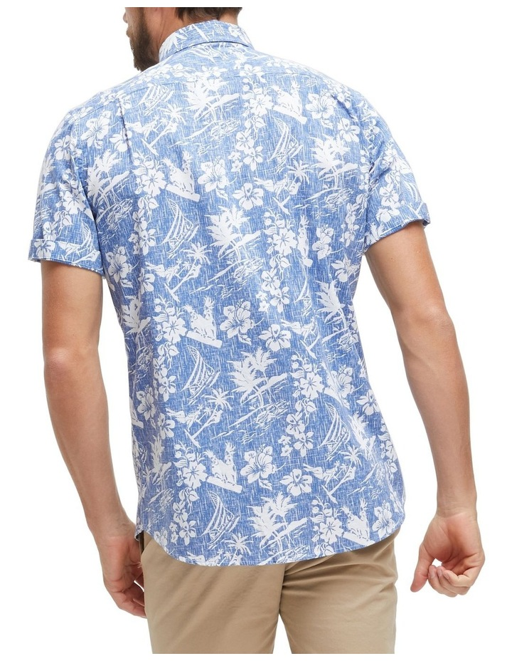 Rufus Short Sleeve Printed Shirt image 3