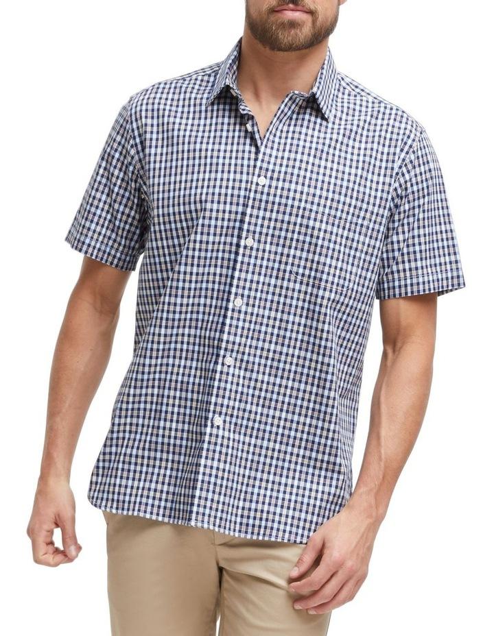 Tristan Short Sleeve Check Shirt image 1