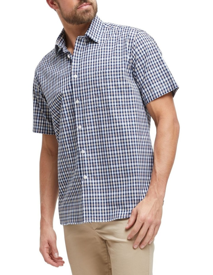 Tristan Short Sleeve Check Shirt image 2