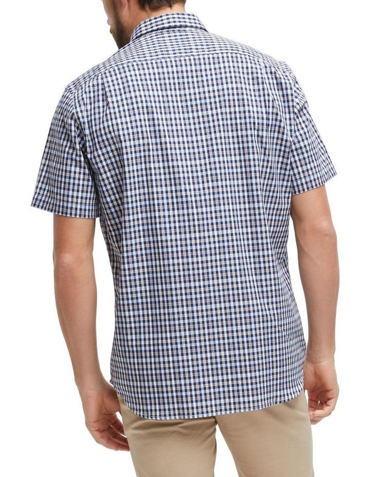 Tristan Short Sleeve Check Shirt image 3