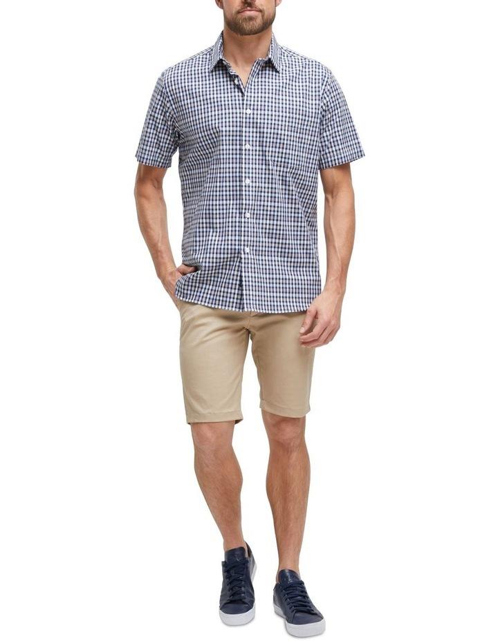 Tristan Short Sleeve Check Shirt image 4