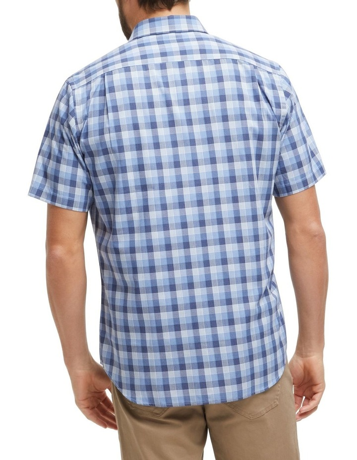 Carl Short Sleeve Soft Touch Check Shirt image 3