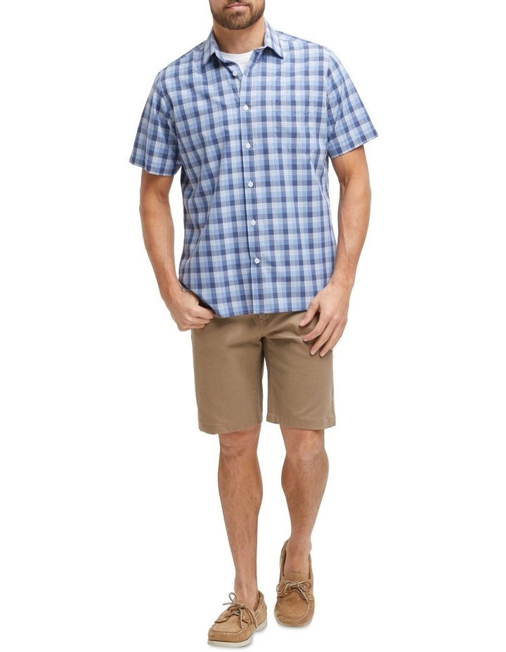 Carl Short Sleeve Soft Touch Check Shirt image 4