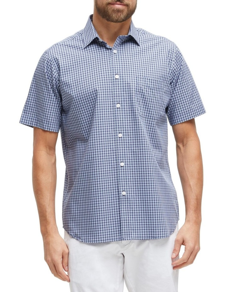 Ray Short Sleeve Soft Touch Check Shirt image 1