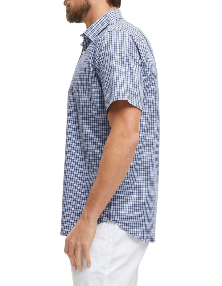 Ray Short Sleeve Soft Touch Check Shirt image 2