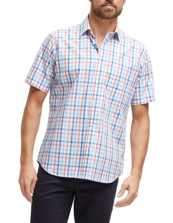 Marc Short Sleeve Check Shirt image 1