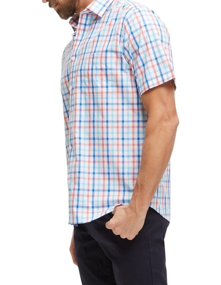 Marc Short Sleeve Check Shirt image 2