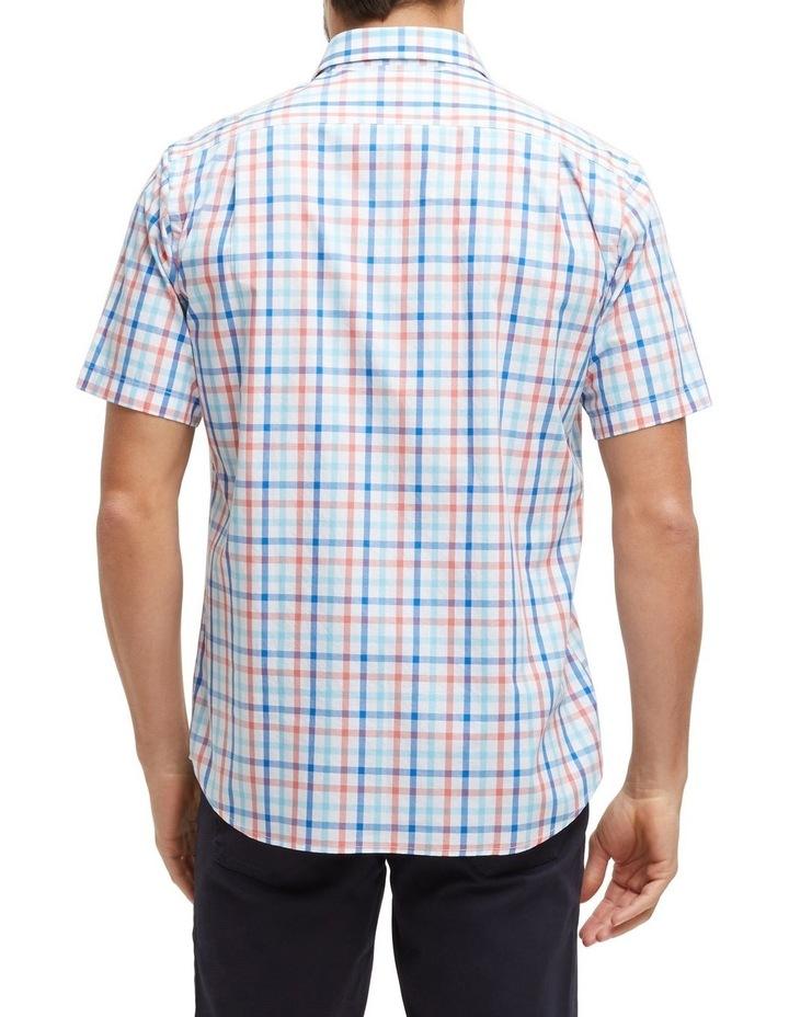 Marc Short Sleeve Check Shirt image 3