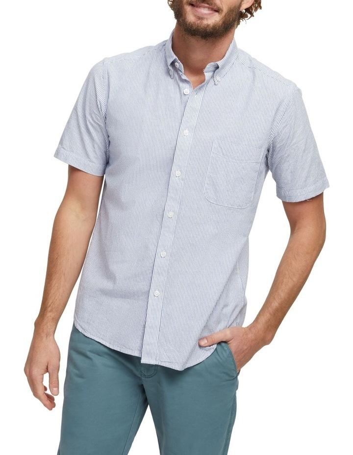 Austin Short Sleeve Stripe Shirt image 1
