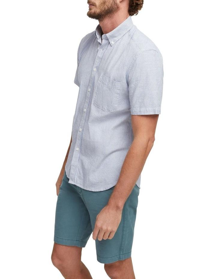 Austin Short Sleeve Stripe Shirt image 2