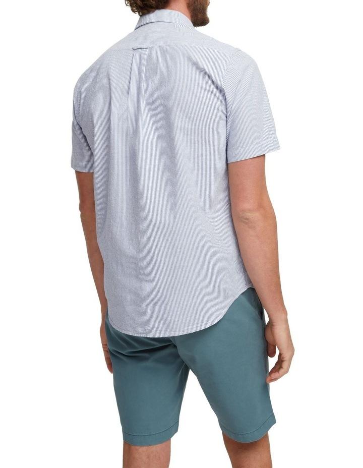 Austin Short Sleeve Stripe Shirt image 3
