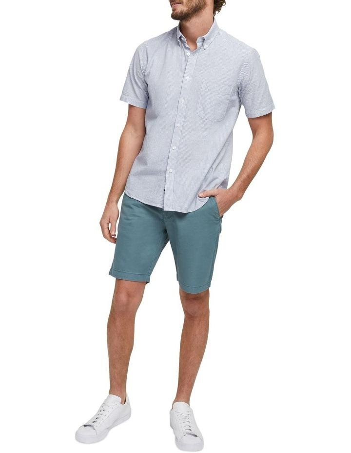 Austin Short Sleeve Stripe Shirt image 4