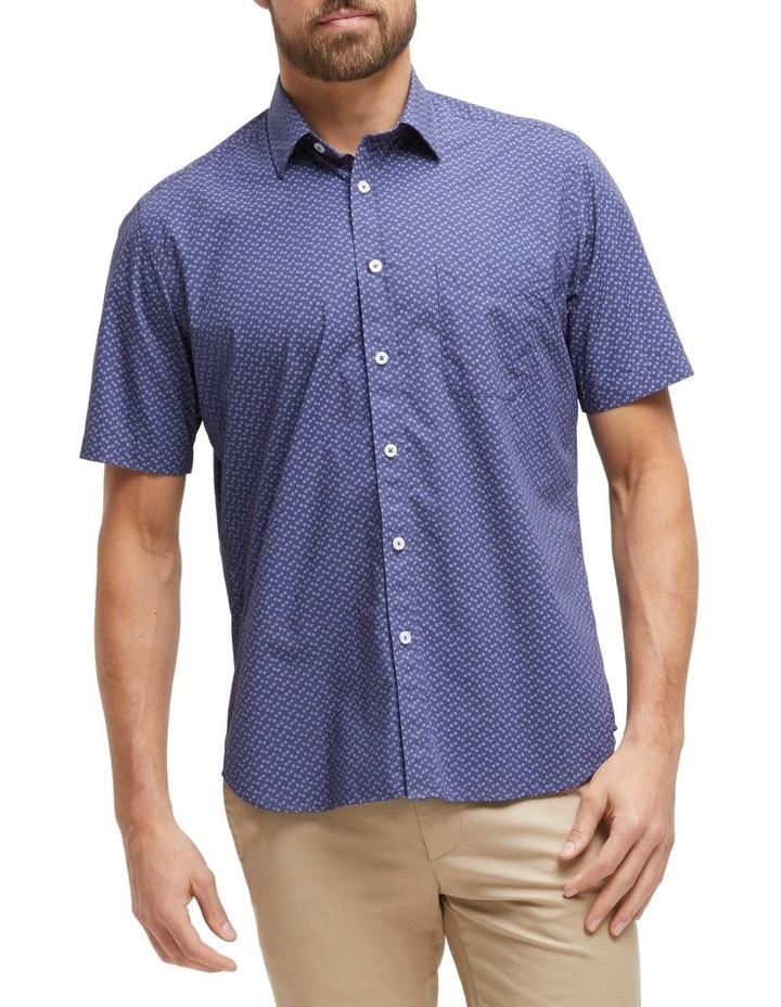 Ashley Short Sleeve Print Shirt image 1