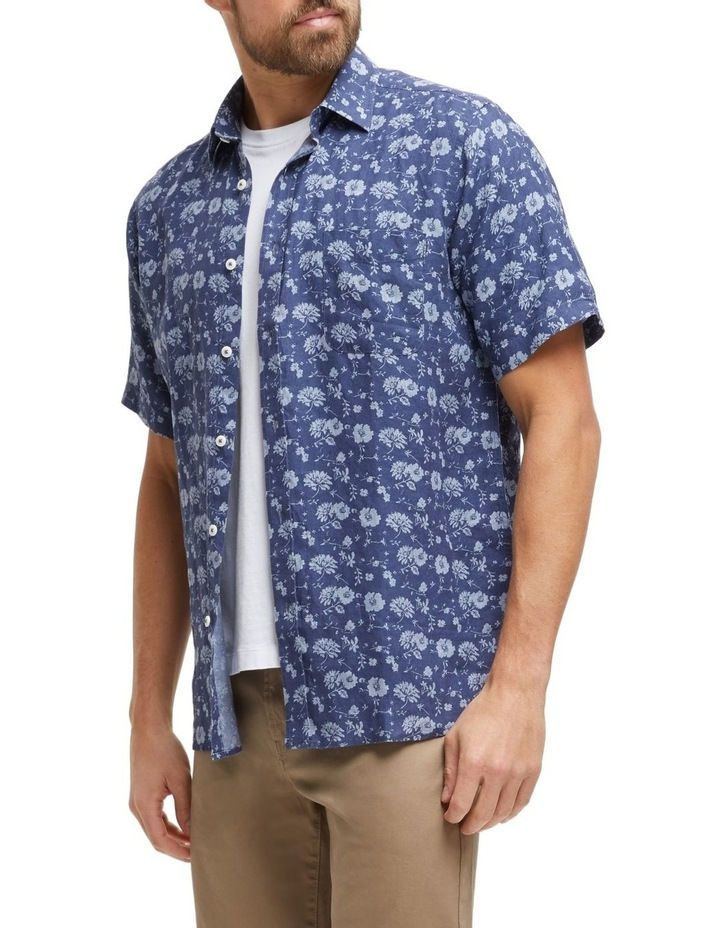 Dylan Short Sleeve Print Shirt image 2