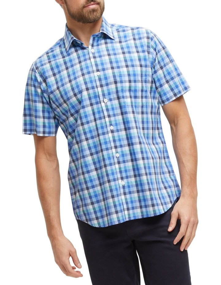 Curtis Short Sleeve Check Shirt image 1