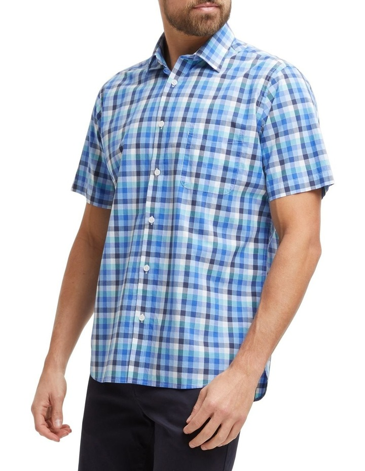 Curtis Short Sleeve Check Shirt image 2