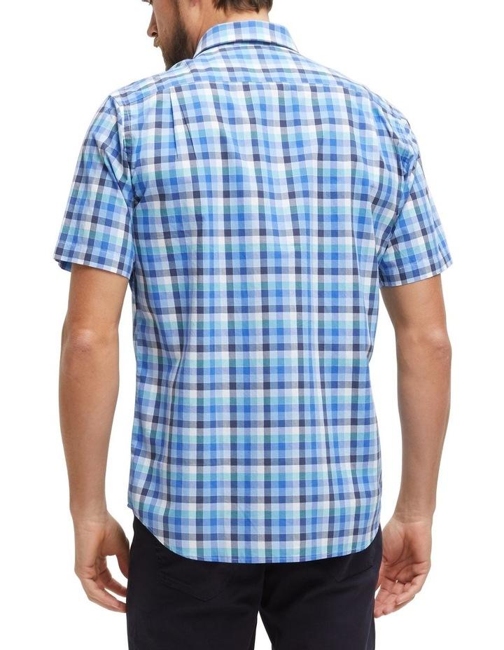 Curtis Short Sleeve Check Shirt image 3