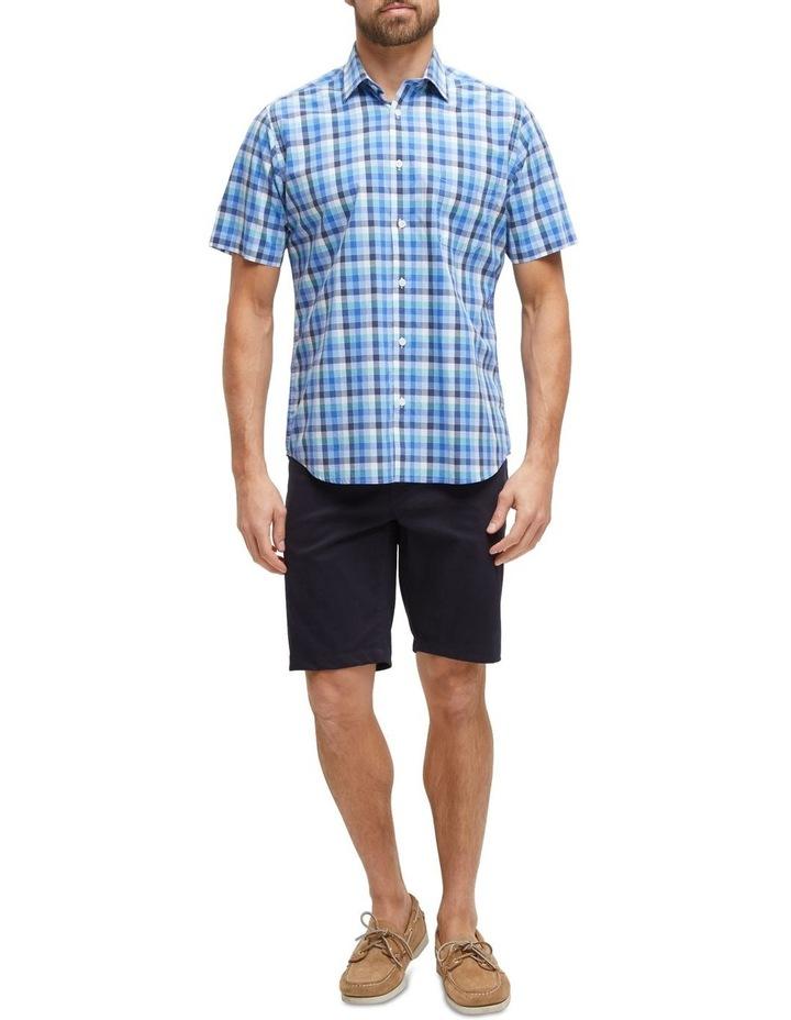 Curtis Short Sleeve Check Shirt image 4