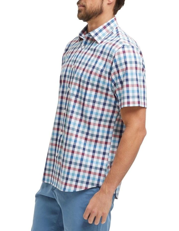 Owen Short Sleeve Check Shirt image 2