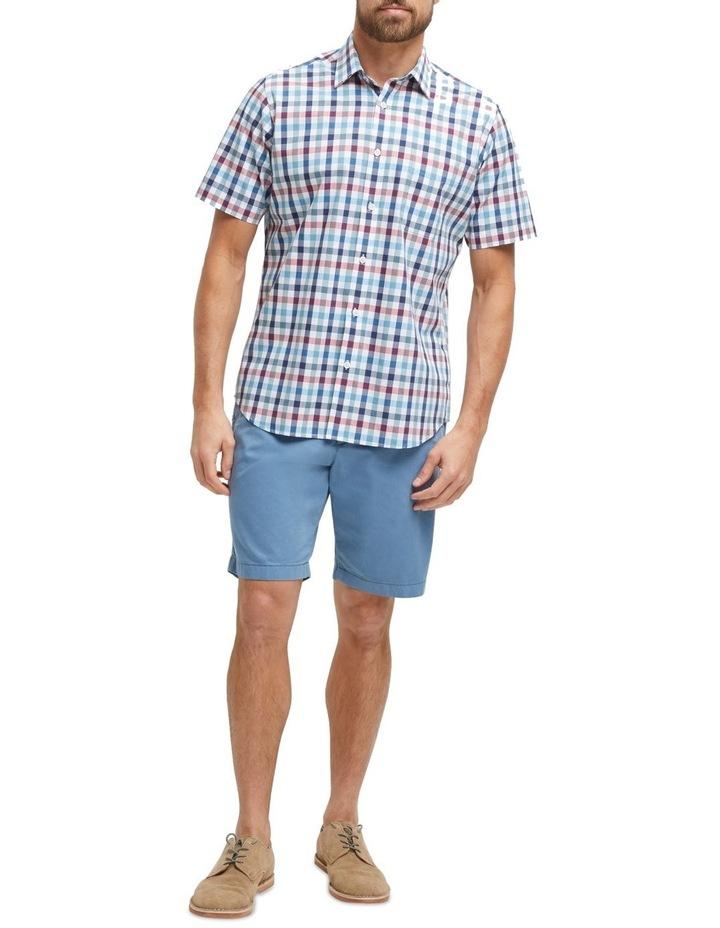 Owen Short Sleeve Check Shirt image 4