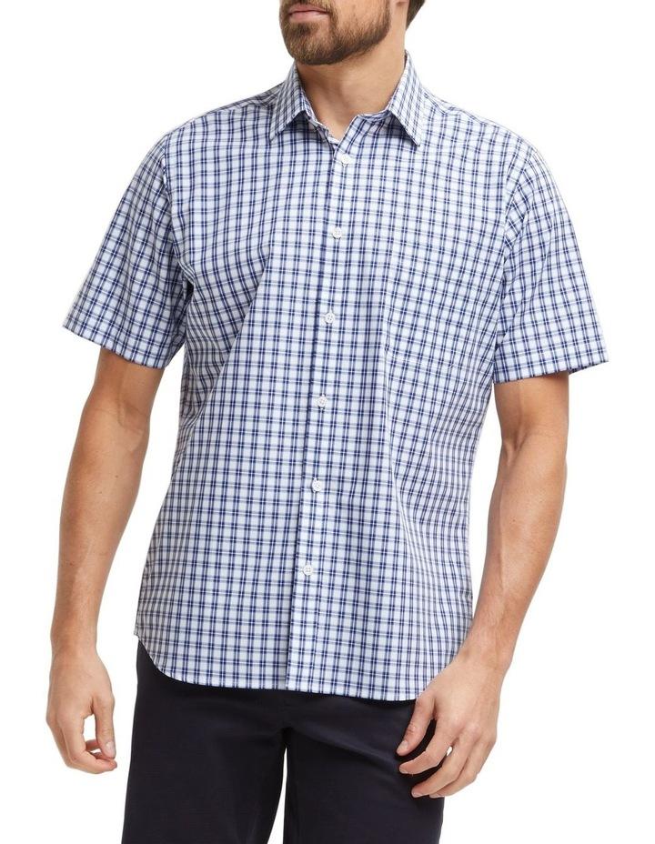 Sean Short Sleeve Check Shirt image 1