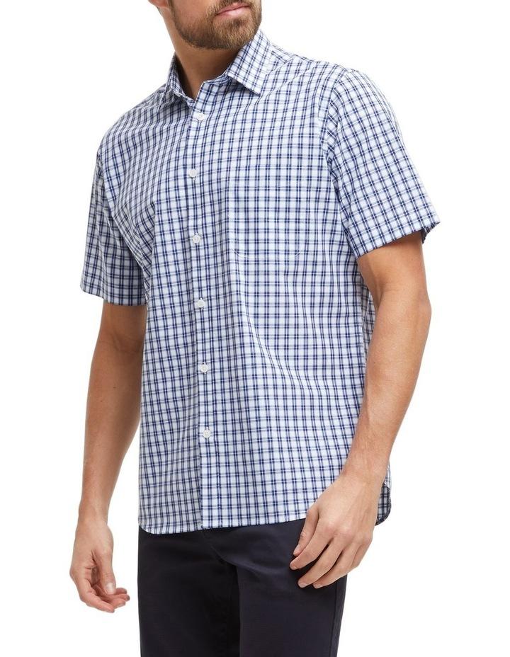 Sean Short Sleeve Check Shirt image 2