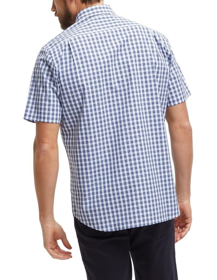 Sean Short Sleeve Check Shirt image 3