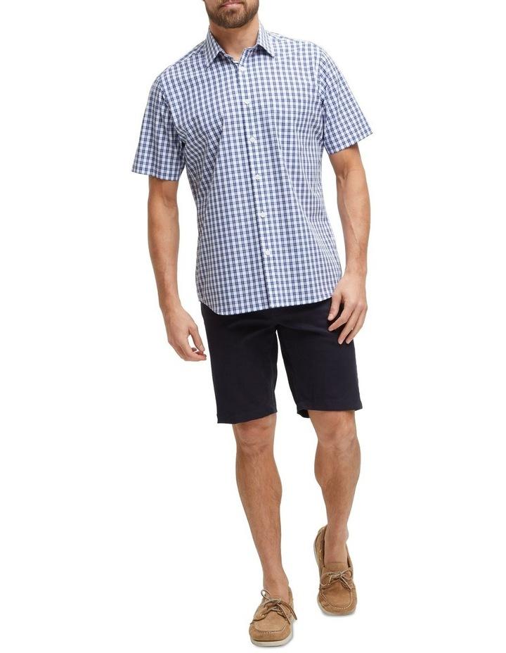 Sean Short Sleeve Check Shirt image 4