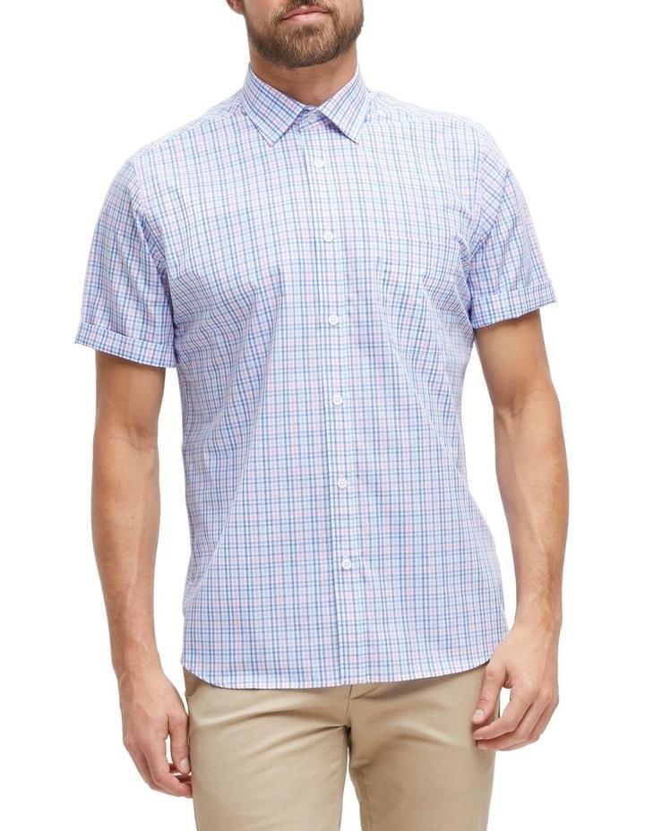 Vince Short Sleeve Check Shirt image 1