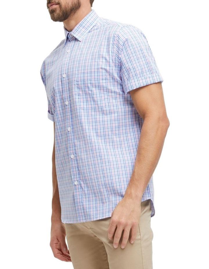 Vince Short Sleeve Check Shirt image 2