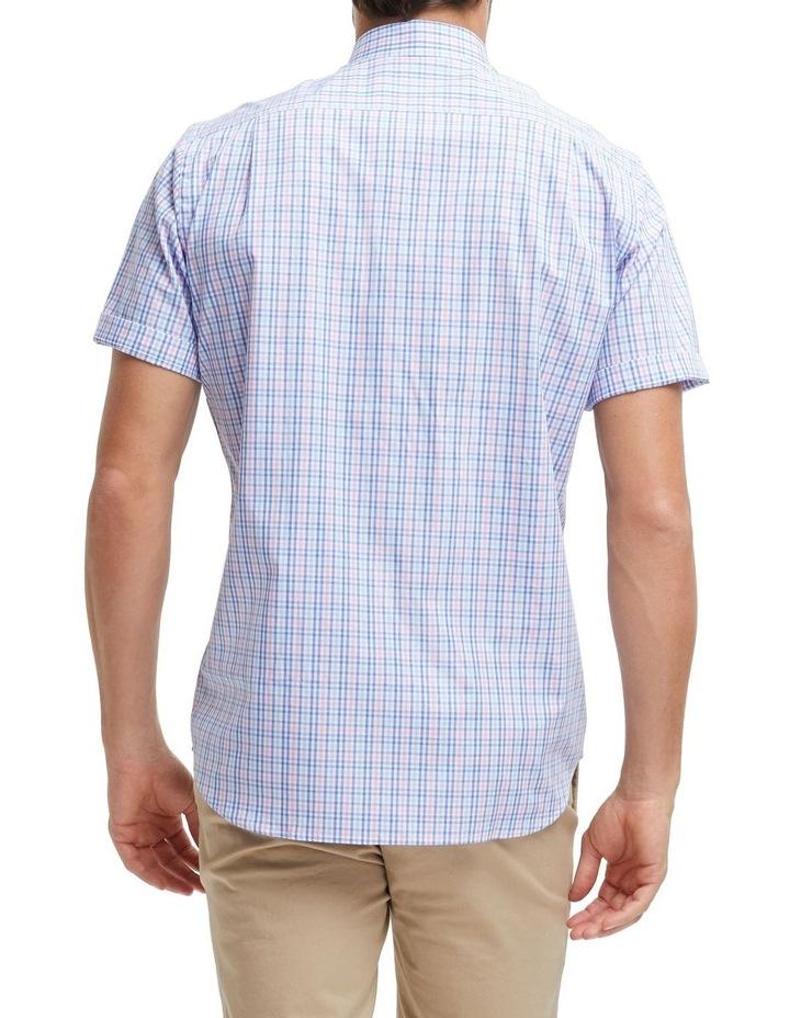 Vince Short Sleeve Check Shirt image 3