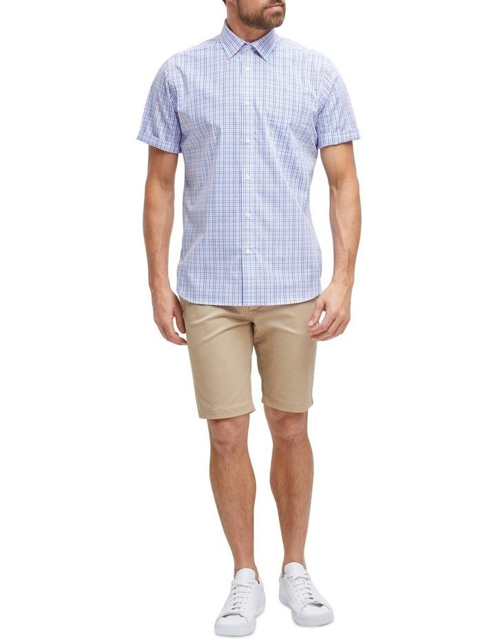 Vince Short Sleeve Check Shirt image 4